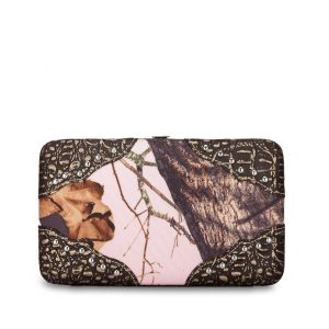 Licensed Mossy Oak Wallet PK/MET