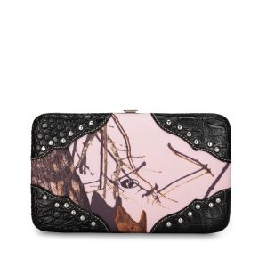 Licensed Mossy Oak Wallet PK/BK