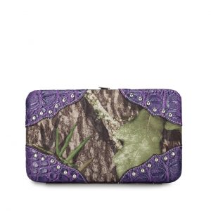Licensed Mossy Oak Wallet OBS/PUR