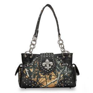 Moon Shine Camouflage Handbag Outshine