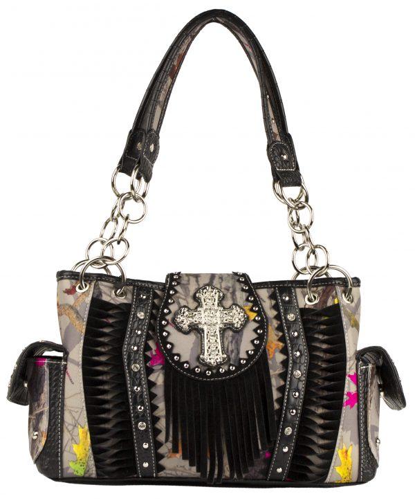 Hotleafs Camouflage Conceal & Carry Handbag