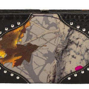 Hotleaf Camouflage Wallet