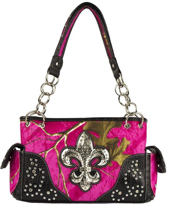 Realtree Camouflage Conceals & Carry Handbag