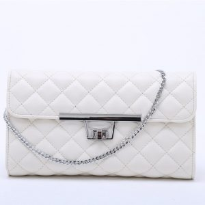 Vera Design Fashion Clutch VZ4 White