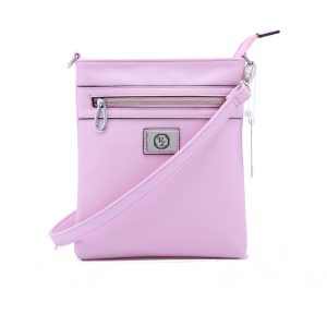 Vera Design Fashion Messenger Bag VZ12 Pink
