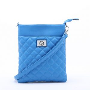 Vera Design Fashion Messenger Bag VZ13 Blue