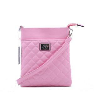 Vera Design Fashion Messenger Bag VZ13 Pink