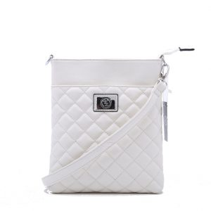 Vera Design Fashion Messenger Bag VZ13 White
