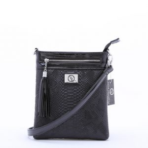 Vera Design Fashion Messenger Bag VZ14 Black
