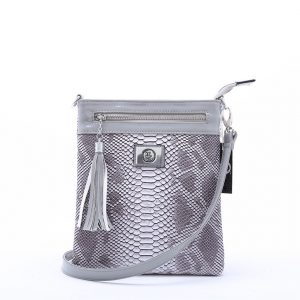Vera Design Fashion Messenger Bag VZ14 Grey