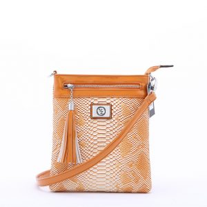 Vera Design Fashion Messenger Bag VZ14 Orange