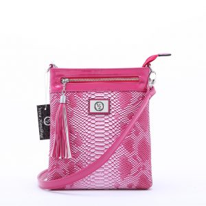 Vera Design Fashion Messenger Bag VZ14 Pink