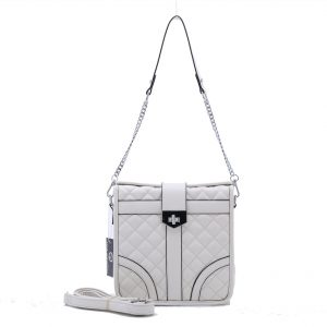 Vera Design Fashion Messenger Bag VZ1 White
