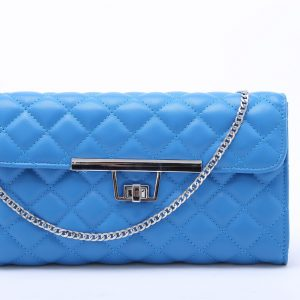 Vera Design Fashion Clutch VZ4 Blue