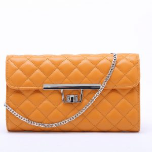 Vera Design Fashion Clutch VZ4 Orange