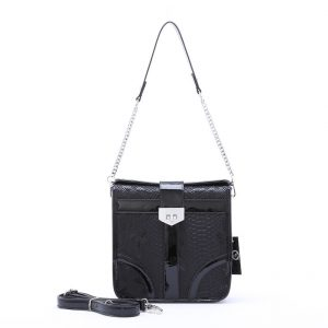 Vera Design Fashion Messenger Bag VZ5 Black
