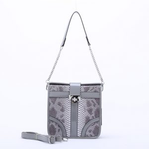 Vera Design Fashion Messenger Bag VZ5 Grey