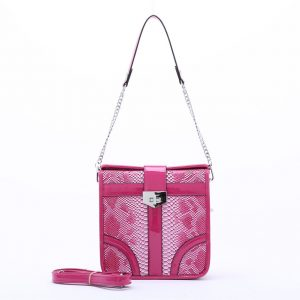 Vera Design Fashion Messenger Bag VZ5 Pink