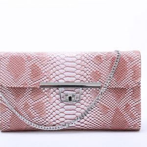 Vera Design Fashion Clutch VZ8 Beige