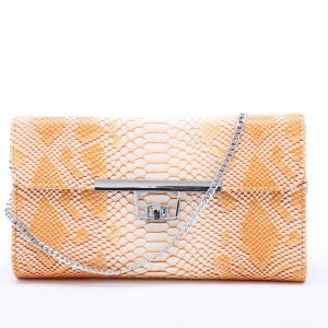 Vera Design Fashion Clutch VZ8 Orange