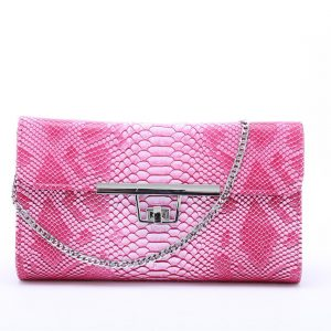 Vera Design Fashion Clutch VZ8 Pink